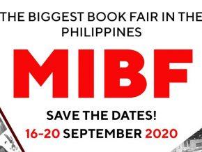 The 41st Manila International Book Fair Happens in September