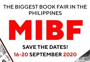 The 41st Manila International Book Fair Happens in September @ SMX Convention Center Manila