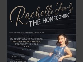 Witness Rachelle Ann Go's The Homecoming Concert This Valentine's Day 2020