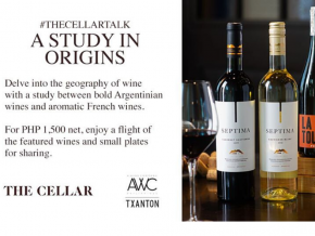 Discover More About Argentinian and French Wines at the Grand Hyatt Manila : A Study in Origins