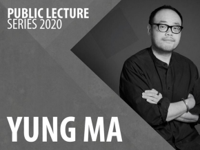 MCAD Public Lecture Series 2020 Presents Yung Ma on January 16