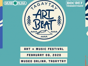 Celebrate Art and Music at Tagaytay Art Beat 2020 This February