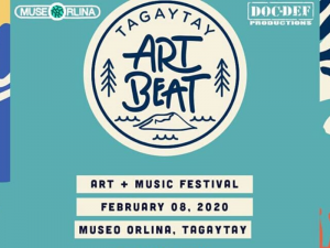 Celebrate Art and Music at Tagaytay Art Beat 2020 This February @ Museo Orlina