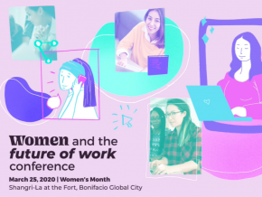 Women and the Future of Work Conference Is Happening This March 2020
