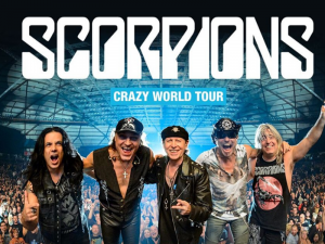 German Rock Band Scorpions Is Performing in Manila This March @ Mall of Asia Arena