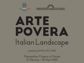 Arte Povera: Italian Landscapes Opens on February 10 at the MET Museum