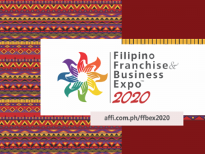 Expand Your Network at Filipino Franchise and Business Expo 2020 @ World Trade Center