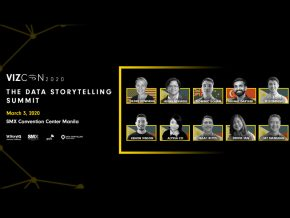 VizCon 2020: Data Visualization Summit in SMX Manila This March 2020