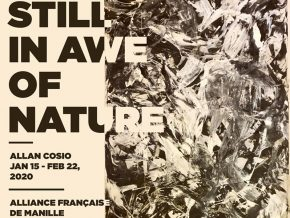AFM Gallery Features Allan Cosio in Still In Awe Of Nature Exhibit This January