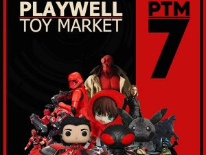Playwell Toy Market 7 Happens This February at Greenhills Promenade @ Promenade Venue Hall