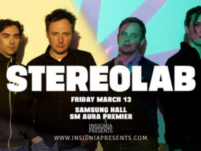 Stereolab to Perform Reunion Show in Manila This March