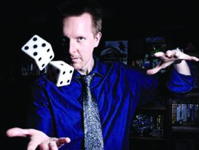 Witness Magic Upclose with Diamond Jim Tyler This March