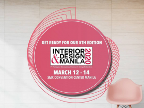 The 5th Edition of Interior and Design Manila Is Happening This March