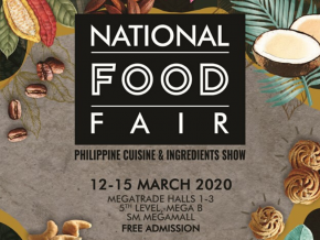Eat, Shop, and Learn at the 2020 National Food Fair This March