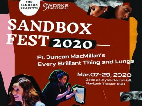 Witness Sandbox Fest 2020 This March