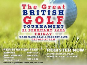 The Great British Golf Tournament 2020 is Back This February 21