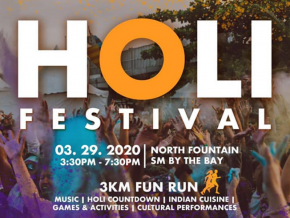 Celebrate Indian Culture at Holi Festival 2020 This March