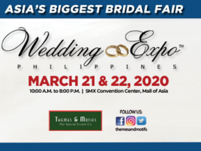 Plan Your Dream Wedding at The Wedding Expo Philippines 2020