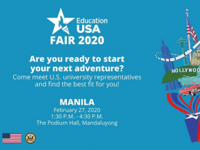 Know More About Studying Abroad at The EducationUSA Fair