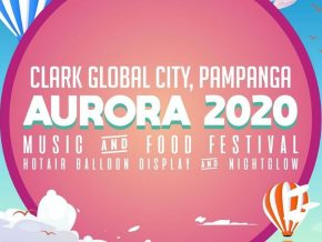 Aurora 2020 to Happen This March in Clark, Pampanga