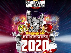 Get Your Eardrums Ready for Rakrakan Festival 2020 This February @ CCP Open Grounds