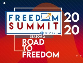 Learn About Financial Independence and More at Freedom Global Summit This May