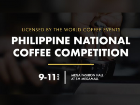 Experience 3 Days of Everything Coffee at the Philippine National Coffee Competition 2020