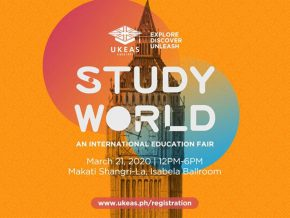 UKEAS PH Brings Back Study World 2020 This March
