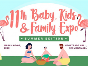 Shop and Learn at the Baby, Kids & Family Expo Summer Edition This March