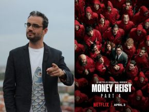 Learn How to Create a Successful Crime-Drama Series From the Writer Behind Money Heist