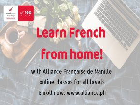 Learn French With Alliance Francais de Manille's Online Classes