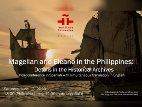 Instituto Cervantes Presents Videoconference on Magellan's Arrival to the Philippines