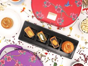 Conrad Manila Celebrates Mid-Autumn Festival With Handcrafted Mooncakes, Designer Bags