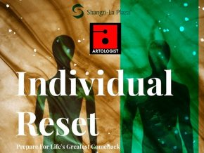 Shangri-La Plaza and The Artologist Presents Individual Reset Exhibition Until October 12