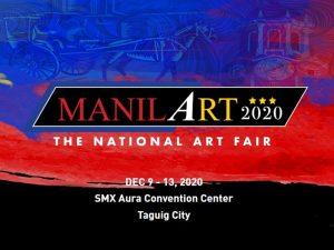 Celebrate Filipino Art at ManilART 2020 Happening This December @ SMX Convention Center