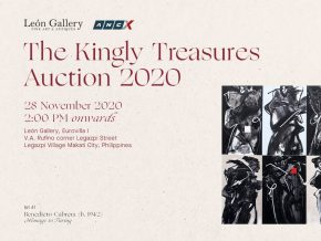 The Kingly Treasures Auction 2020 Features Magnificent Neo-Realist Art and Stunning Antiques