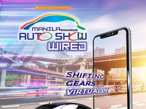 The Manila International Auto Show WIRED Launches This December