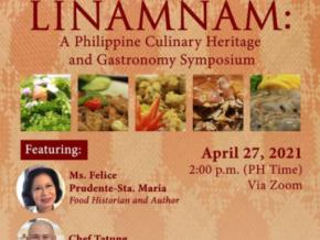 NCCA Celebrates Filipino Food Month Through Online Food Symposium