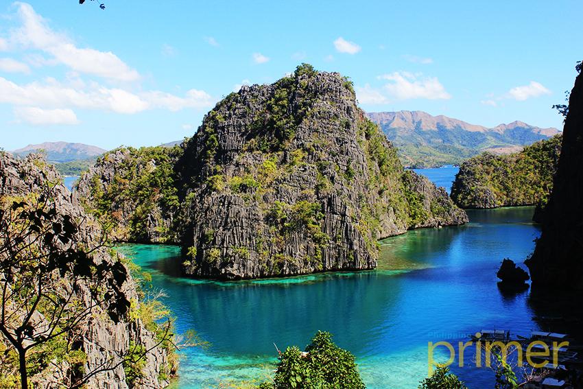 An enchanting paradise: Coron, Palawan