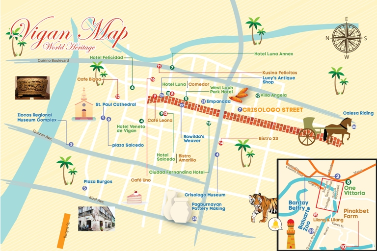 Travel back in time to the historic city of Vigan, Ilocus Sur