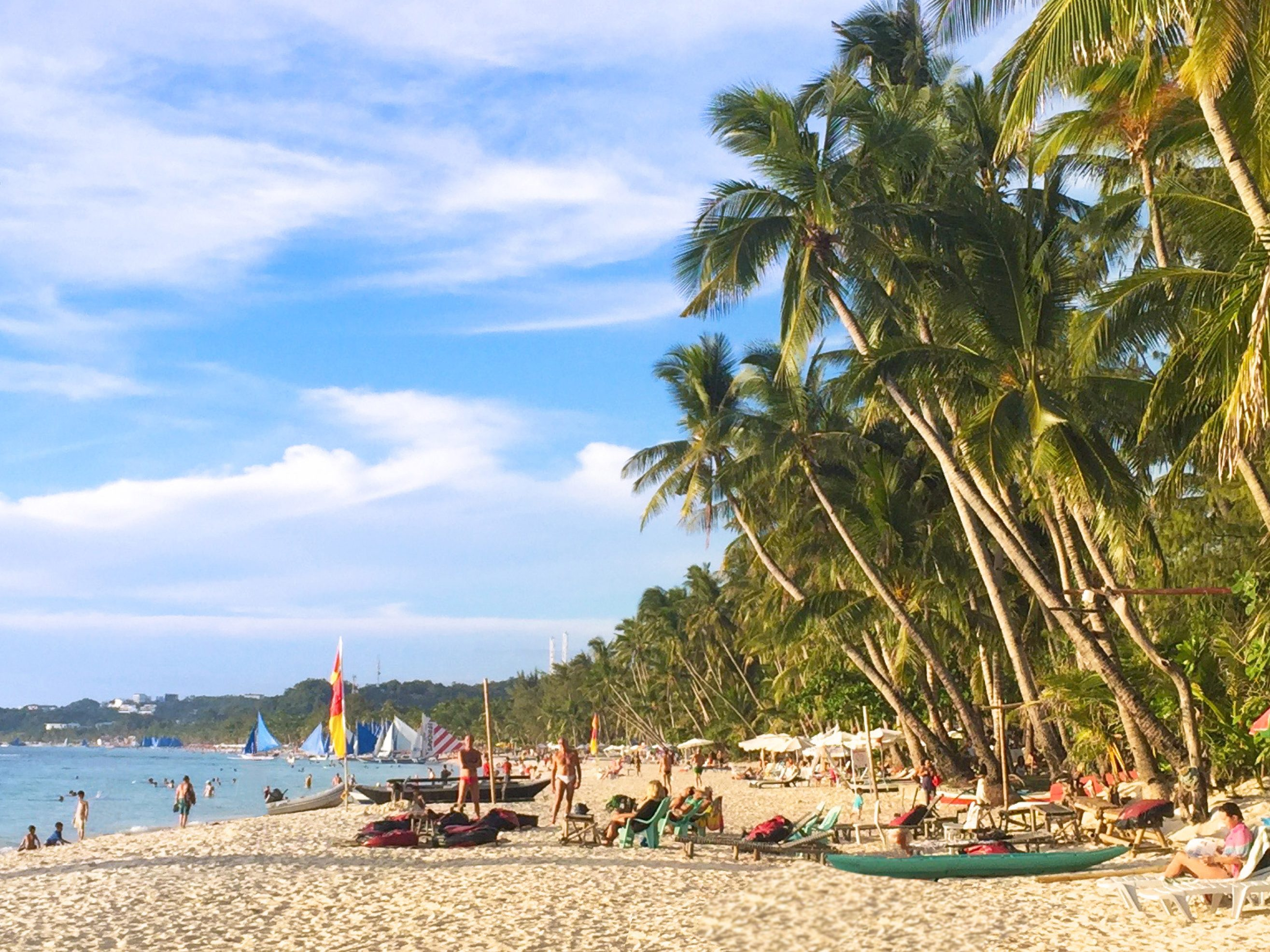 Welcome to Boracay Island
