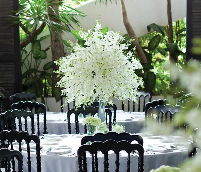 Private Dining & Romantic Restaurants in Manila