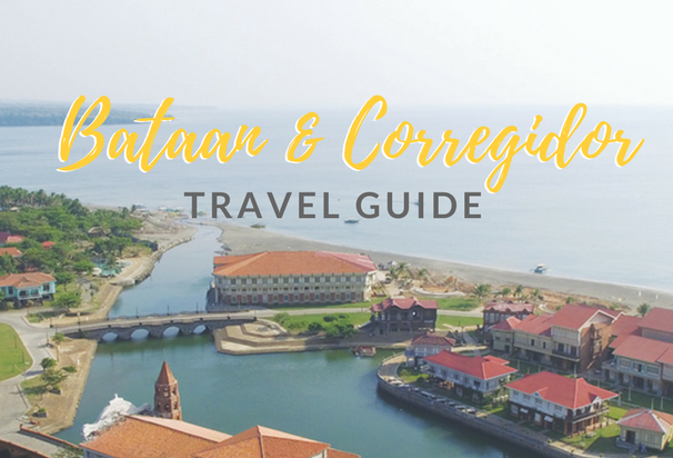Think about history and go to Bataan and Corregidor