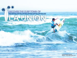 Discover the surf town of La Union