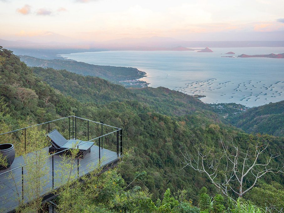 Cool Climate South of the Metro: Tagaytay City