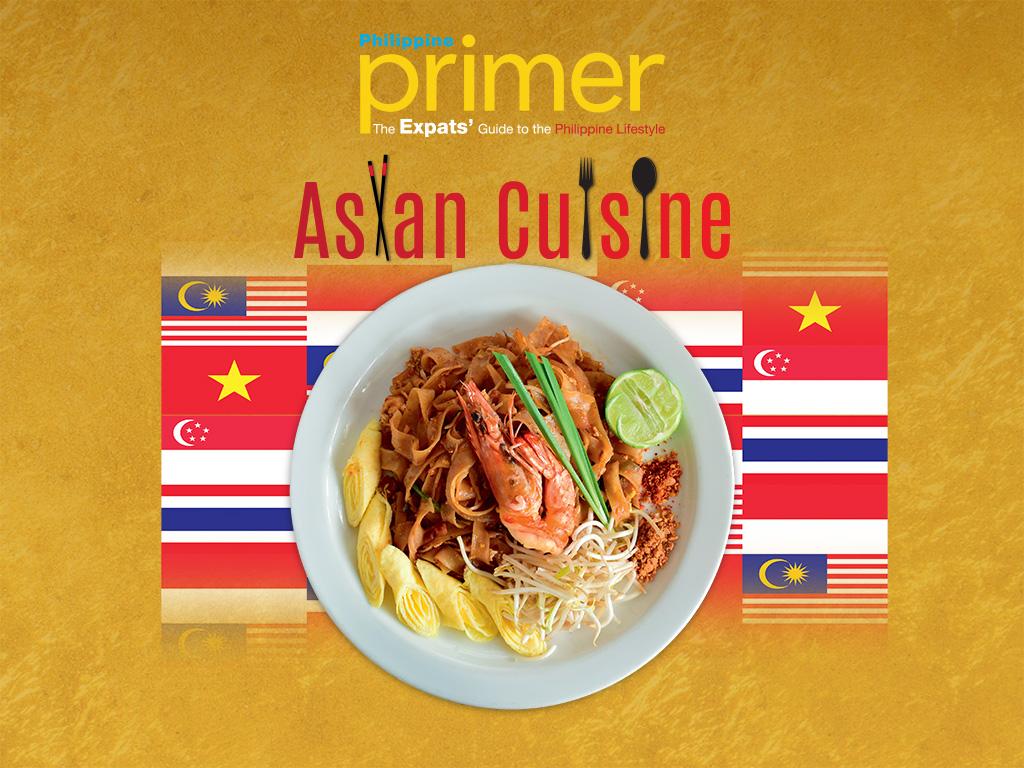 Asian Cuisine: The Best of Southeast Asian Restaurants in Manila