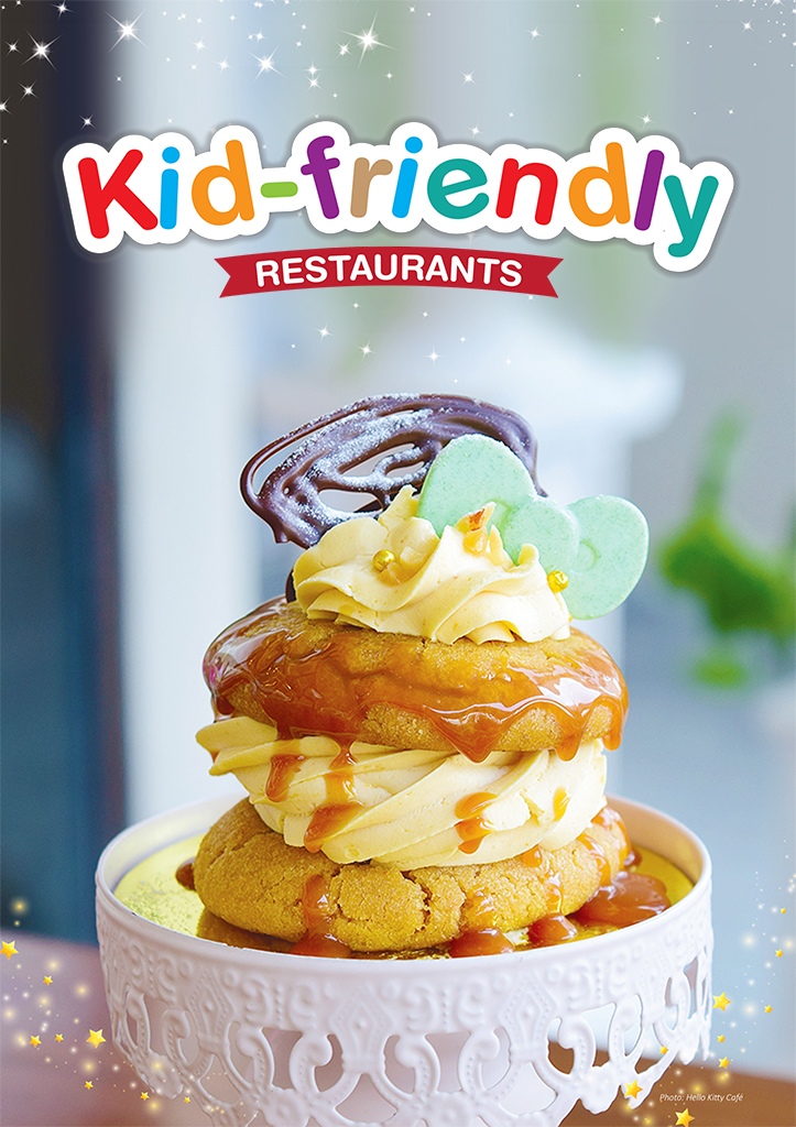 Kid-Friendly Restaurants in Manila: Bring Out the Inner Child in You