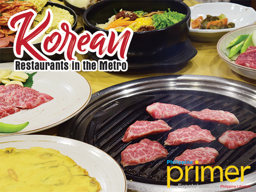 Primer's Picks: Manila's Korean Favorites