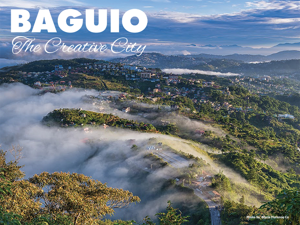 Primer Goes to Baguio: The Creative City