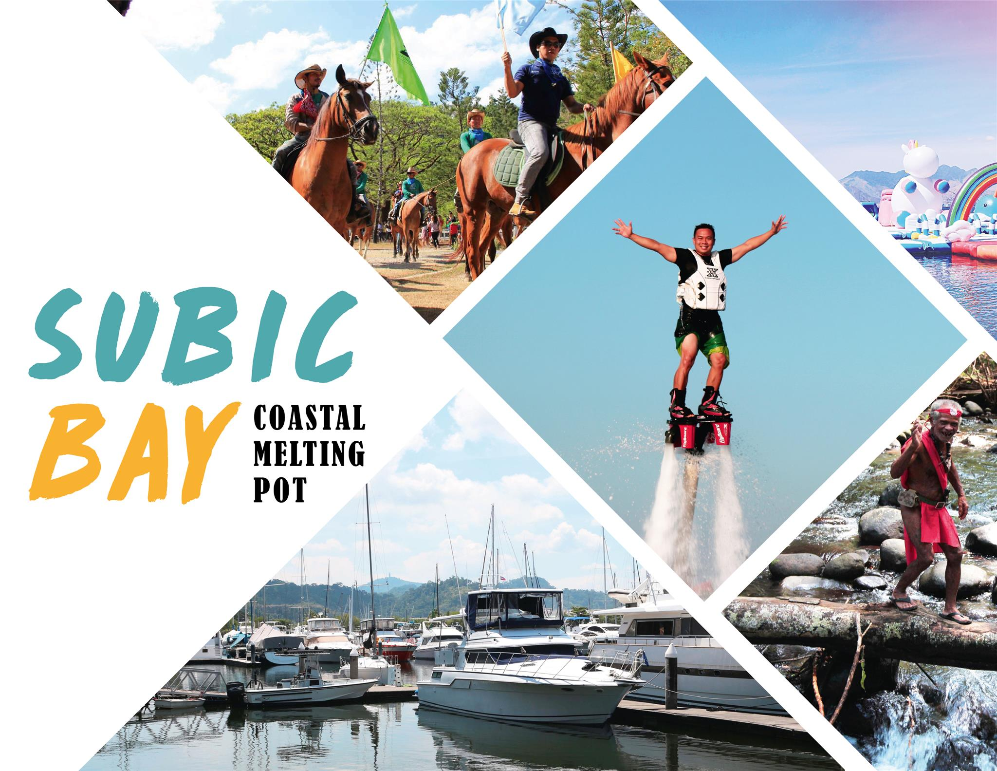 Primer Goes to Subic Bay: Coastal Melting Pot
